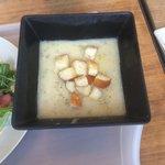 Seaglass Restaurant - chowder