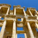 Celsus Library Facade