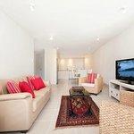 2 bedroom standard living area