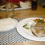 Garlic fish