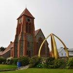 Falkland church