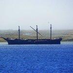 Old school schooner