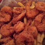 Shrimp plattet