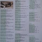 Look at this menu!!!