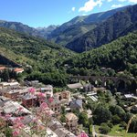 View from Tende