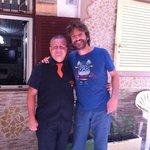 Con Sergio Assisi