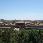 The Forbidden City from the top