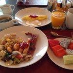 朝食! Breakfast !^_^