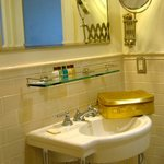 Sink, Vanity Area