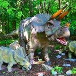 Triceratops, DinoPark Vyškov