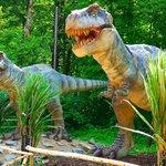 Tyrannosaurus Rex, DinoPark Vyškov