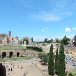 View from Colloseum