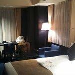 corner room twin beds