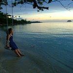 ริมชายหาด