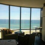 Bedroom and Ocean View
