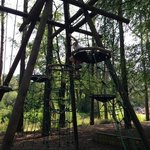 climbing obstacle