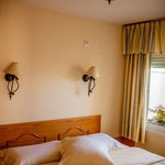 Ground floor apartment : bedroom