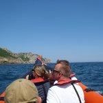 Lundy Island trip