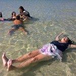 Oh yeah! Samoan soaking time!!