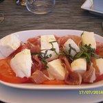 Tomates-mozza