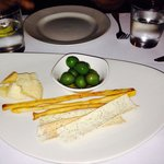 My favourite Parmesan cheese served with olives and crackers. Only quality ingredients!