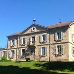Chateau De Houillere - front view from drive