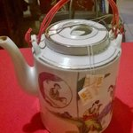 Teapot...with wire!