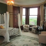 'Moray' Room - lovely & has nice views