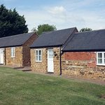 Stables have been converted and are now B&B cottages
