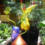 Denver Botanical Gardens - Chihuly Glass
