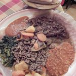 asmara - piatto unico combinato