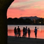 Another Sunset over Alcudia beach