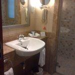 Bathroom, wash basin..