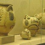 Archaeological museum, Fira 2