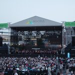 Spectacle de l'orchestre synphonique de Montréal
