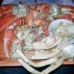 Awesome crab plate