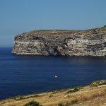 Odysseus Court Gozo Foto