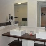 bathroom on 22nd floor/ clubroom