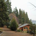 Casa de Guardaparques en Isla Victoria