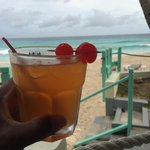 Rum Punch made by Shane