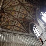 Beautiful cathedral ceiling
