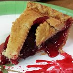 Yummy Raspberry Pie!