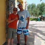 con Danielone.... :-)