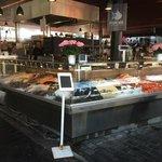 Fish Me - fresh fish market stall