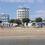 l'albergo dalla spiaggia