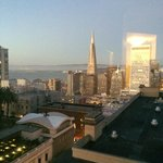 SF from Intercontinental Mark Hopkins