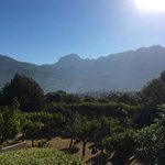 view to Soller valley