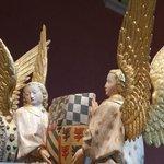 Angeli alla testa di Margherita di Baviera