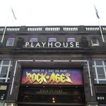 Rock Of Ages At Playhouse 2014