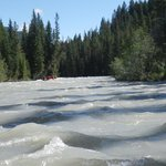 River Rafting on Toby Creek